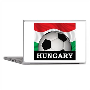 Hungary Football Laptop Skins